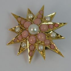 Large-Victorian-15ct-Gold-Coral-and-Pearl-Star-Brooch-d1614-172411353244-3